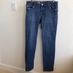 Kut from the Kloth Diana Skinny Jeans, Sz 8
